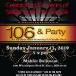 106 and Party 2019