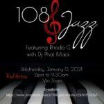 108 & Jazz Flyer