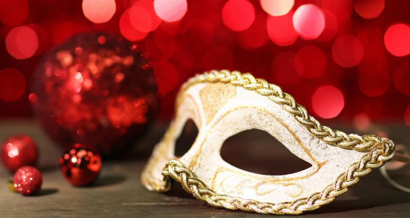 Crimson & Creme Masquerade Ball December 2019