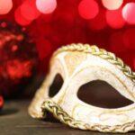 Crimson & Creme Masquerade Ball