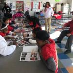 SLA Delta Twinkles at Black History Trivia 2019