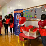 SLA Dive Into Books with Delta at Pierre Laclede Junior Career Academy2021