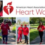 American Heart Association Walk