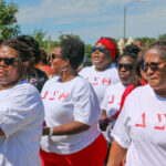 SLA and Mother's March Against Gun Violence
