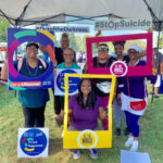 SLA with American Foundation for Suicide Prevention Out of the Darkness Community Walks 2019