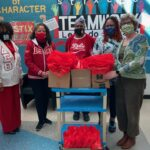 SLA Dive Into Books with Delta at Stix Elementary