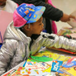 Student at Brown Elementary